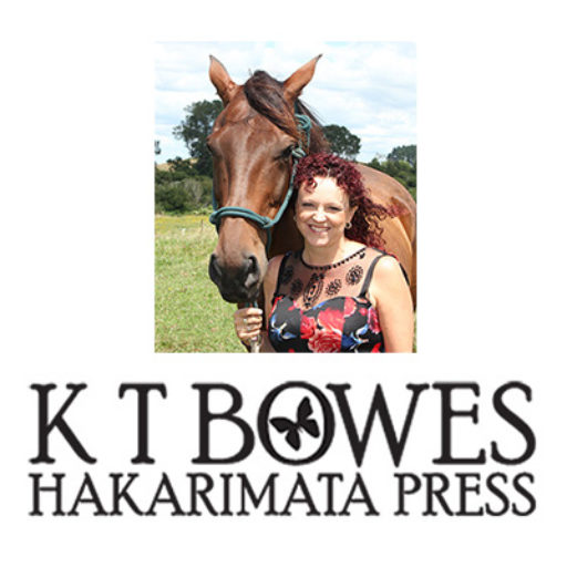 New Zealand Author K T Bowes