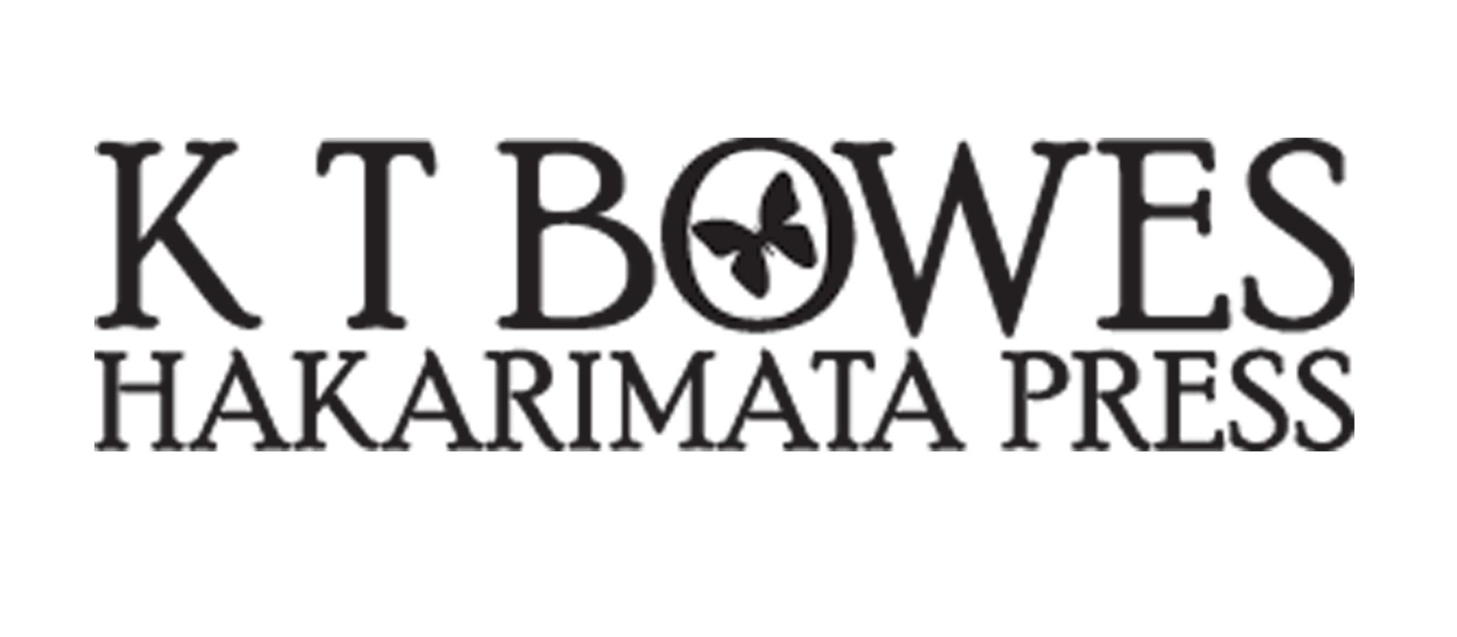 New Zealand Author K T Bowes